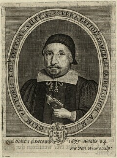 Samuel Fairclough, by Frederick Hendrik van Hove - NPG D28835