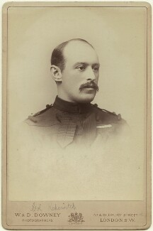 Robert George Kekewich, by W. & D. Downey, circa late 1890s - NPG x39335 - © National Portrait Gallery, London