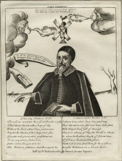 John Goodwin, after Unknown artist, published by  William Richardson - NPG D28841