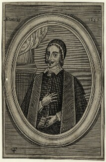 Christopher Love, probably after Cornelis Johnson Jr (Jonson van Ceulen) - NPG D28847