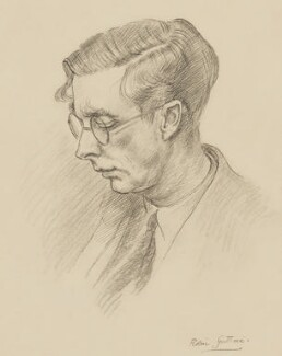 Sir Julian Huxley, by Robin Craig Guthrie - NPG 6509