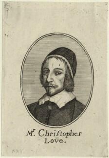 Christopher Love, probably after Cornelis Johnson Jr (Jonson van Ceulen) - NPG D28849