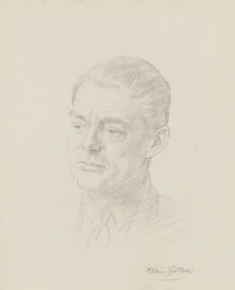 William Richard Morris, Viscount Nuffield, by Robin Craig Guthrie - NPG 6511