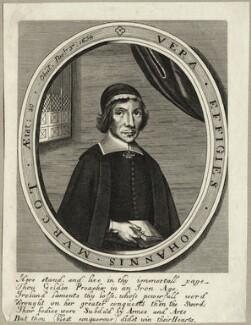 John Murcot, after William Faithorne, published by  William Richardson - NPG D28875