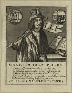 Hugh Peter (Peters), after Unknown artist - NPG D28899