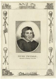 Hugh Peter (Peters), after Unknown artist - NPG D28900