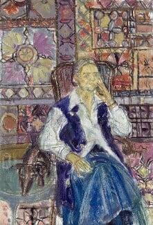 Doris Lessing, by Leonard William McComb, 1999 - NPG 6517(2) - © Leonard William McComb / National Portrait Gallery, London
