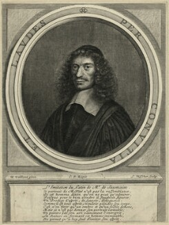Alexander More (Morus), by Lambert Visscher, after  Wallerant Vaillant - NPG D28911