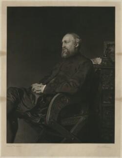 Henry Montagu Butler, by Frank Sternberg, after  Sir Hubert von Herkomer - NPG D32490