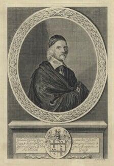 Sir Edward Nicholas, by Abraham Hertochs (Hertocks), possibly after  Adriaen Hanneman - NPG D28915
