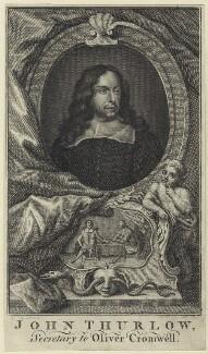 John Thurloe, by Thomas Chambers (Chambars) - NPG D28920