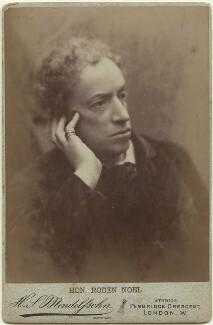 Hon. Roden Berkeley Wriothesley Noel, by Hayman Seleg Mendelssohn - NPG x76206