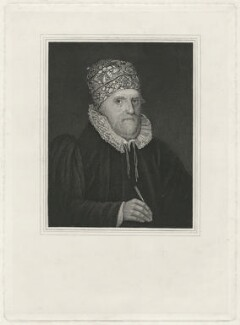 William Butler, by John William Cook, after  Unknown artist - NPG D32497