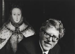 Asa Briggs, Baron Briggs, by Jane Bown - NPG P758(1)