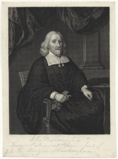 John Disbrowe (Desborough), by Robert Cooper - NPG D28951