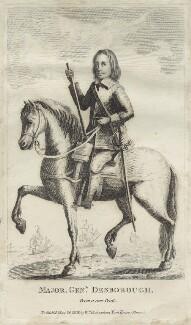John Disbrowe (Desborough), after Unknown artist, published by  William Richardson - NPG D28954