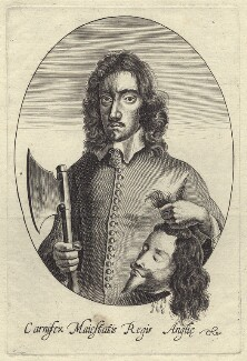 Thomas Fairfax, 3rd Lord Fairfax of Cameron and King Charles I, after Unknown artist - NPG D28956