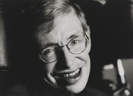 Stephen Hawking, by Jane Bown - NPG P758(4)