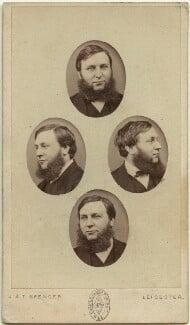 James Orrock, by John & Thomas Spencer, mid-late 1860s - NPG x4973 - © National Portrait Gallery, London