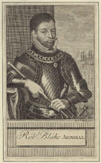 Sir Francis Drake, by Michael Vandergucht - NPG D28993
