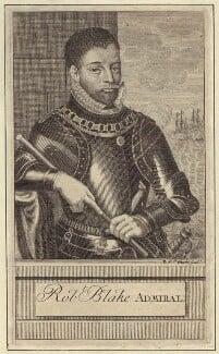 Sir Francis Drake, by Michael Vandergucht - NPG D28993