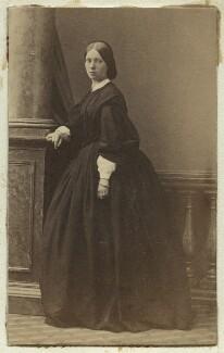 Lady Alice May Gaisford (née Kerr), by Disdéri - NPG Ax46830