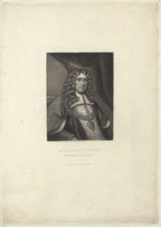 Sir Richard Chiverton, by Robert Dunkarton - NPG D29007