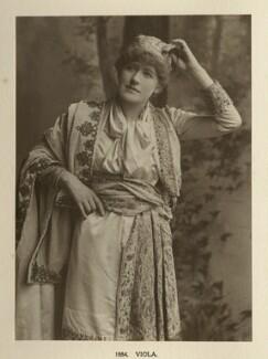 Ellen Terry as Viola in 'Twelfth Night', by Window & Grove - NPG Ax131308
