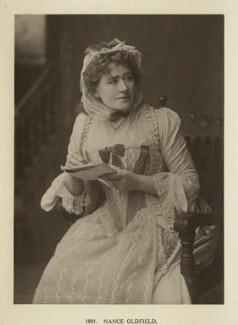Ellen Terry as Nance Oldfield, by Window & Grove - NPG Ax131315