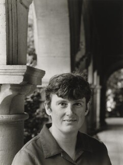 Alison Brown, by Julia Hedgecoe - NPG P751(5)