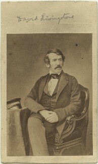 David Livingstone, by John Jabez Edwin Mayall - NPG x12462