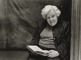Alison Duke, by Julia Hedgecoe - NPG P751(8)