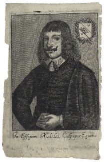 Nicholas Culpeper, after Unknown artist - NPG D29024