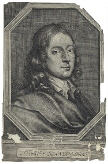 Thomas Stanley, by William Faithorne, after  Sir Peter Lely - NPG D29037