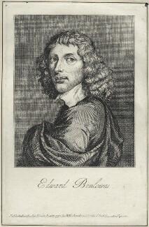 Edward Benlowes, after Francis Barlow, published by  William Richardson - NPG D29040