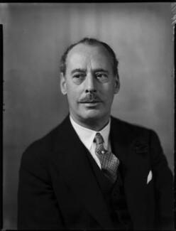 Sir William Garthwaite, 1st Bt, by Bassano Ltd - NPG x152577
