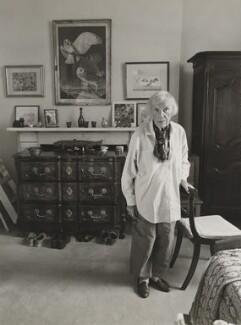 Frances Partridge, by Julia Hedgecoe - NPG P751(15)