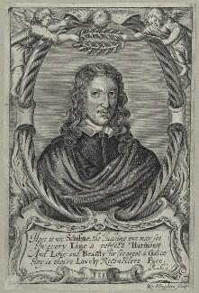 John Tatham, by Robert Vaughan - NPG D29054