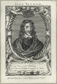 John Tatham, after Unknown artist, published by  William Richardson - NPG D29056