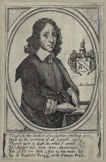 John Hoddesdon, attributed to John Fillian - NPG D29068