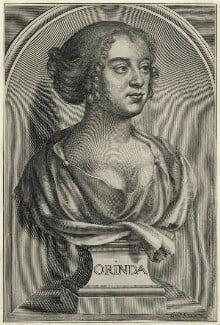 Katherine Philips (née Fowler), by William Faithorne - NPG D29069