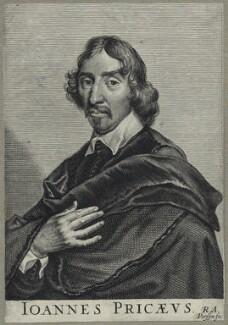 John Price, by Renier Persyn, after  L. de Jong - NPG D29073