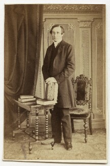 Henry Russell, by Sims Brothers (Thomas & Edward Sims) - NPG x22131