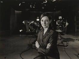 Carol Vorderman, by Julia Hedgecoe - NPG P751(19)