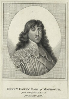 Henry Carey, 2nd Earl of Monmouth, after Unknown artist - NPG D29091
