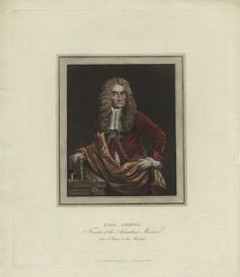 Elias Ashmole, after Unknown artist - NPG D29107
