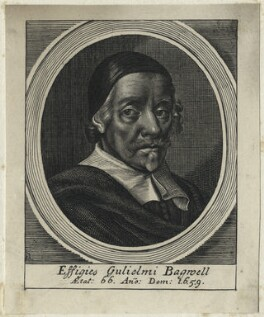 William Bagwell, after William Faithorne, published by  William Richardson - NPG D29111