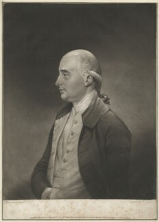 George Byng, by Joseph Grozer, after  John Downman - NPG D32512