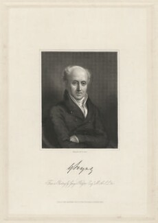 George Byng, by William Holl Jr, after  Sir George Hayter - NPG D32515