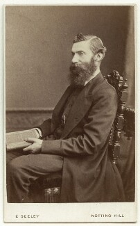 Adolph Saphir, by Edward Seeley - NPG x22358